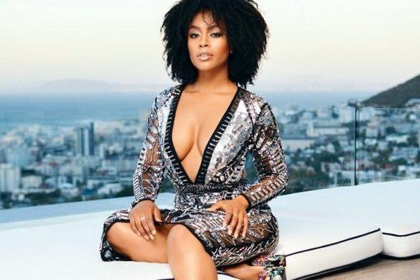Actress Nomzamo Mbatha teams up with Hollywood Bets – Donates R1m to help pupils in SA