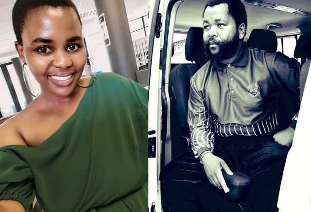 Sjava caught the attention of many following his comment to a beautiful lady
