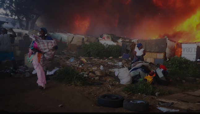 Gift of the Givers offers help to families impacted by Booysens fire