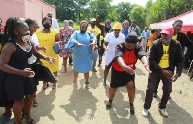 Amapiano singer Wakhe laid to rest