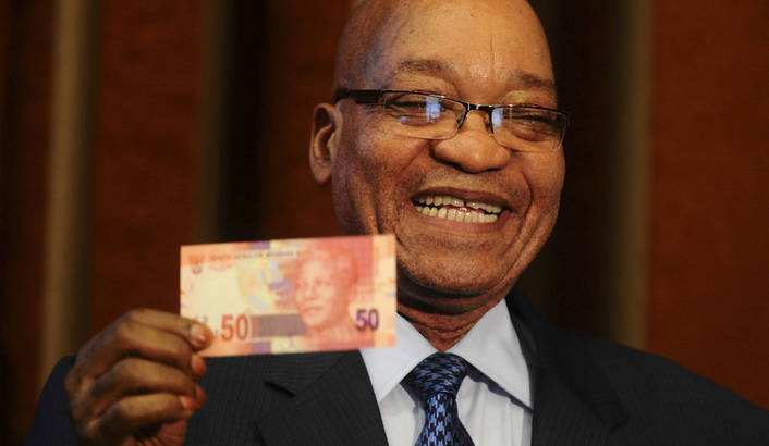 Zuma finds cure for Covid-19