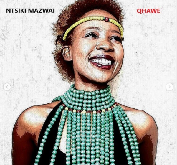 Ntsiki Mazwai reacts to DJ Fresh and Euphonik getting fired