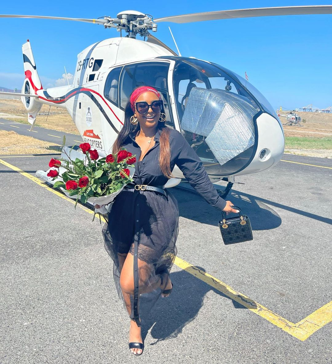 Watch: Boity Thulo Hits The Gym Once Again
