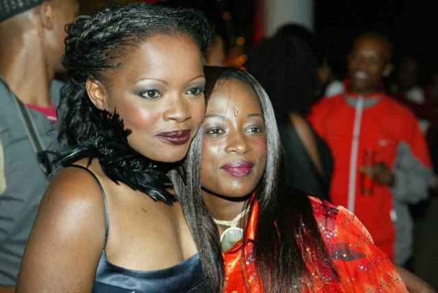 Mzansi Actors who are siblings in real life