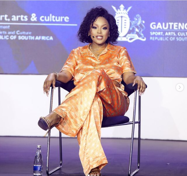 media personality Lerato Kganyago co-signs MacG's issues with 'Black Twitter'