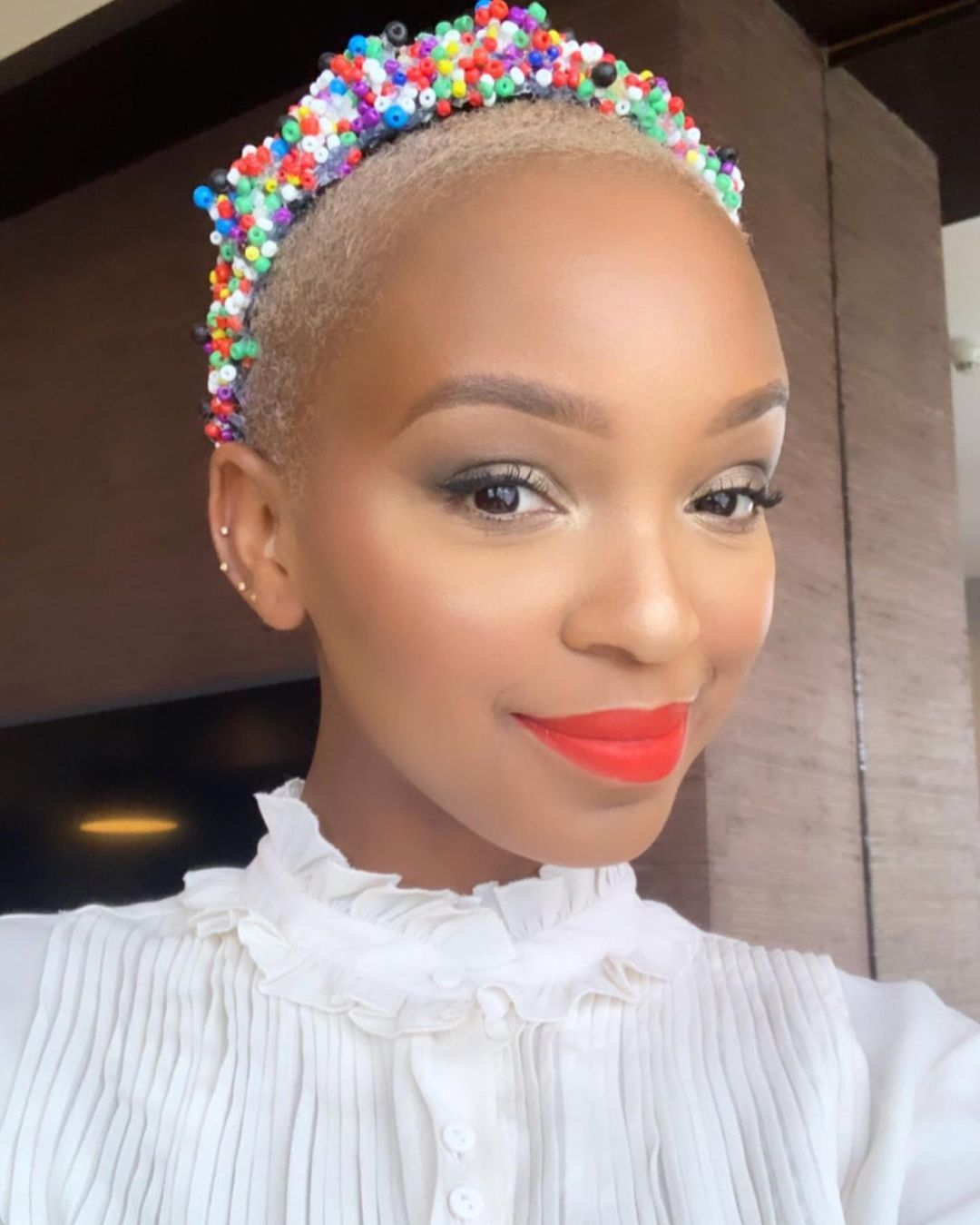 Nandi Madida Gets Another Gift From Beyonce