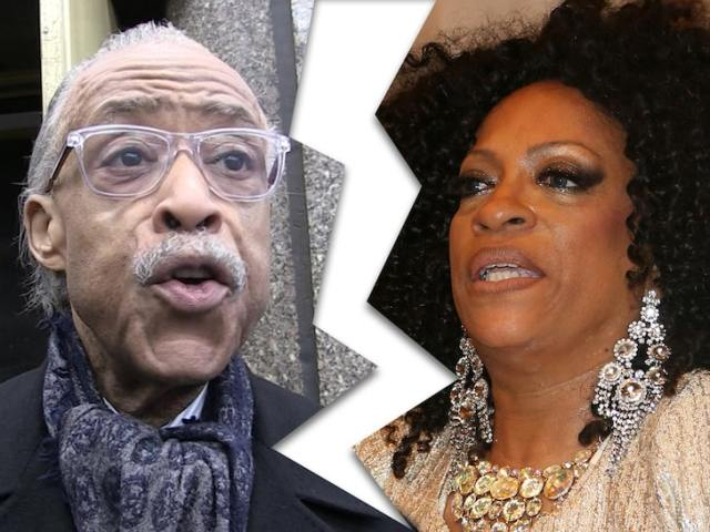 Popular America reverend Al Sharpton files for divorce