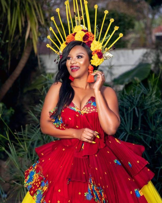 Happy 31th birthday to Rhythm City actress Amogelang Chidi aka Reneilwe