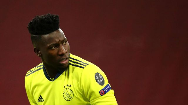 Cameroon and Ajax goalkeeper Andre Onana banned from football after failing drug test