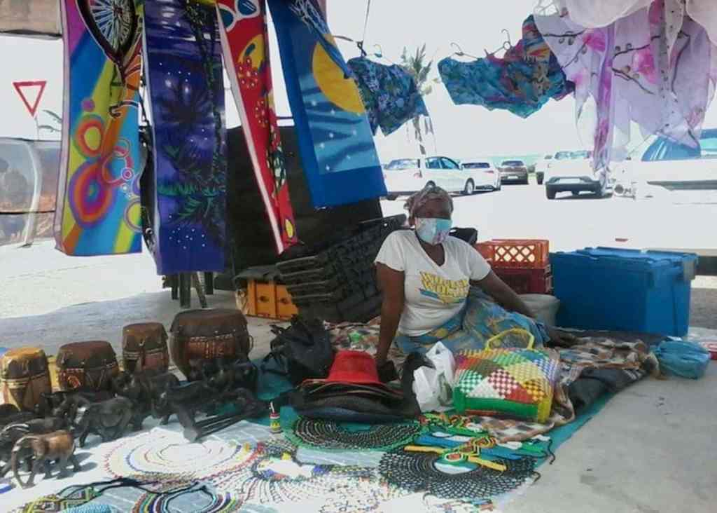 Beaches open again but the damage has been done, say informal traders