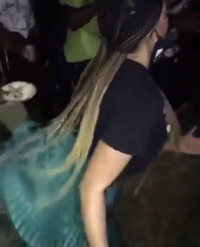 Exotic dancer Bev Sibanda shutdown Soul Jah Love funeral: Video