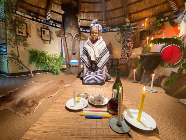 Musician Busiswa Gqulu goes back home to appease her ancestors