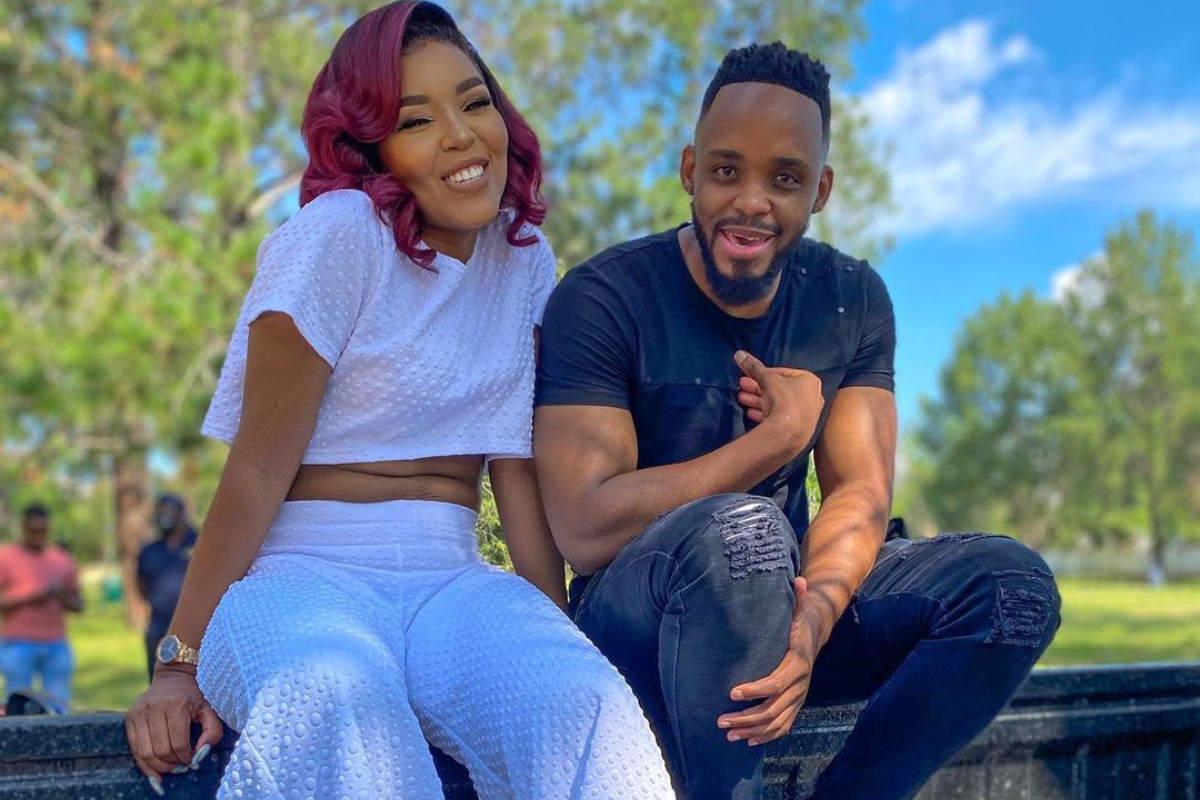 Donald Daniel Celebrates Cici On Her Birthday With Cute Video