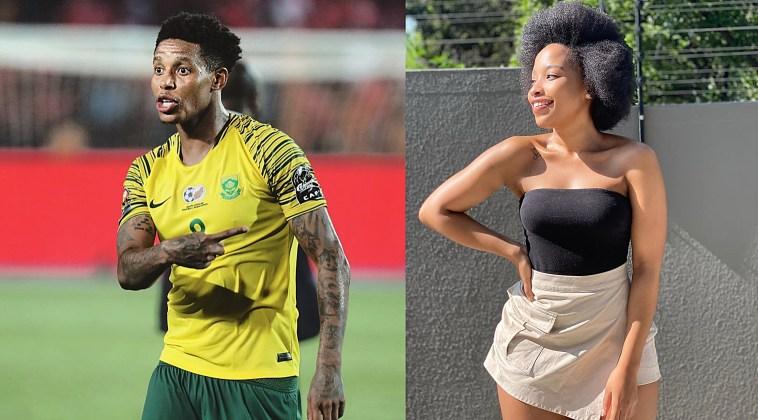 Actress Bongani Zungu Accused of Cheating on Cindy Mahlangu