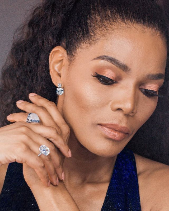 Connie Ferguson pens a sweet note to celebrate her daughter's graduation