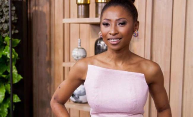 Enhle Mbali speaks on getting back together with ex-husband Black Coffee