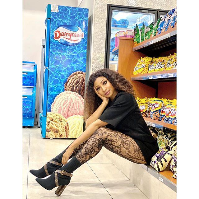 Actress Enhle Mbali bids farewell to Isibaya