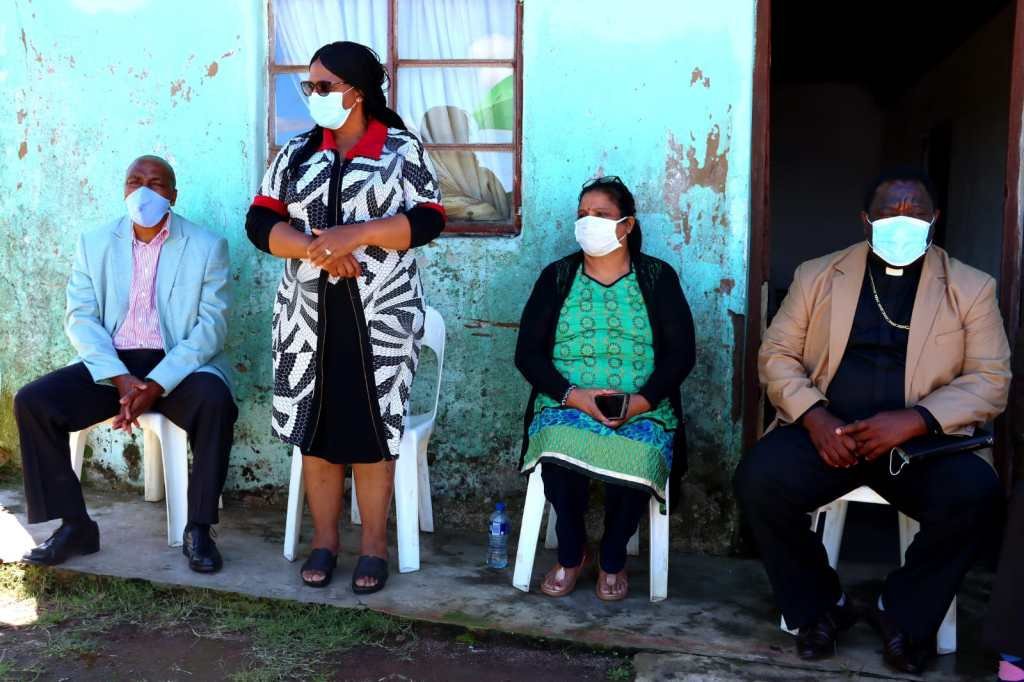 Eshowe massacre social worker hijacked
