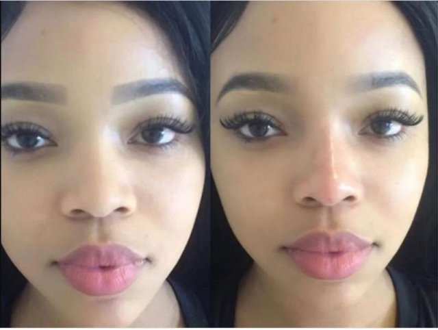List of SA celebrities who had plastic surgery – Photos