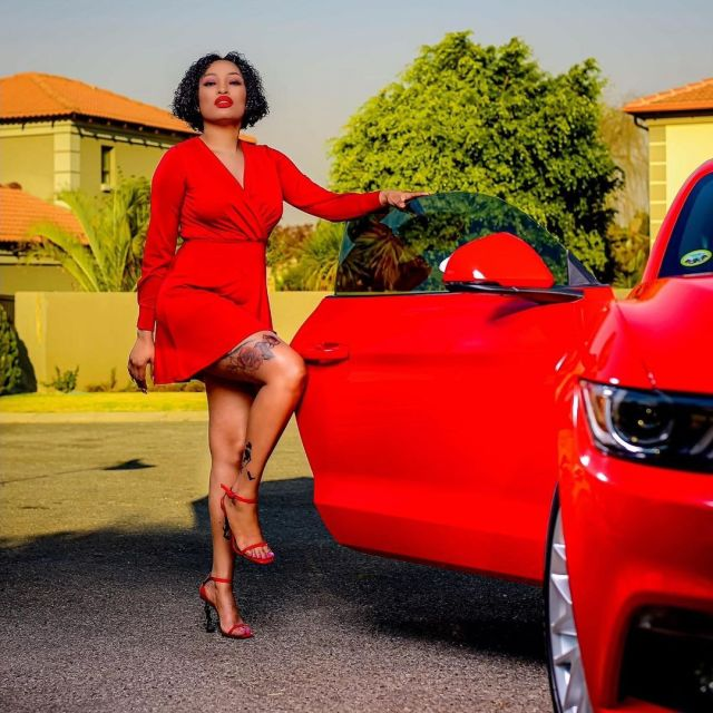 DJ Tira's wife Gugu Khathi joins The Real Housewives of Durban