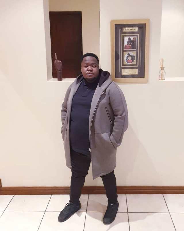 Heavy K shocks Mzansi