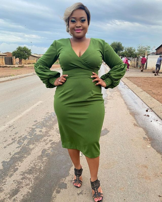 Kayise Ngqula finds new man after losing her husband to a car accident