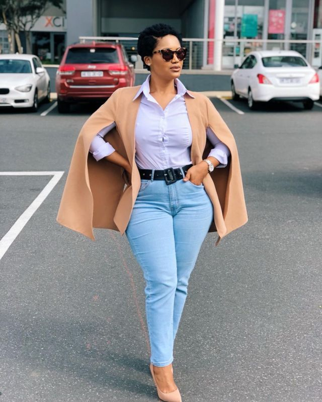 Watch: South African Actress Keke Mphuthi and lover take their relationship to the next level