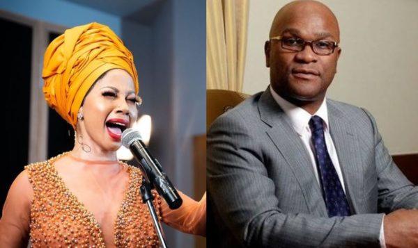 Kelly Khumalo says Nathi Mthethwa doesn't care about artists