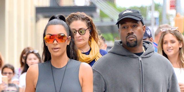 Kim Kardashian West to plans to spend Valentine's Day away from Kanye West