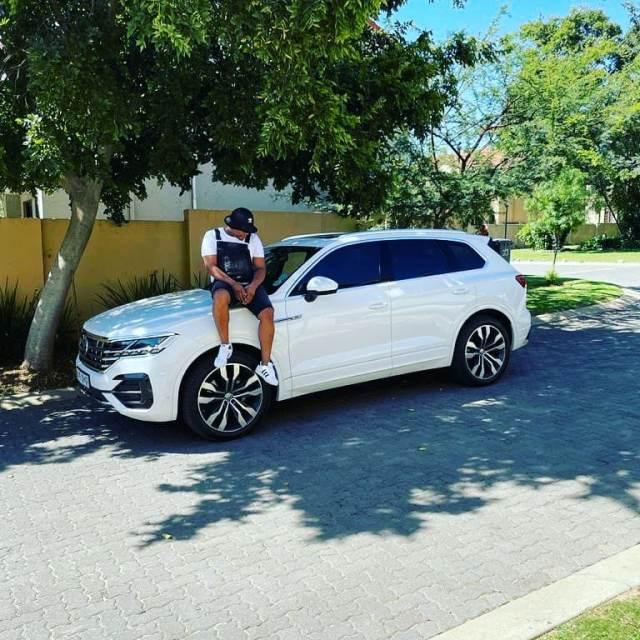 Generation The Legacy Star Kope Makgae aka Mrekza Shows Off His R1.7 Million Car – Pics & Video