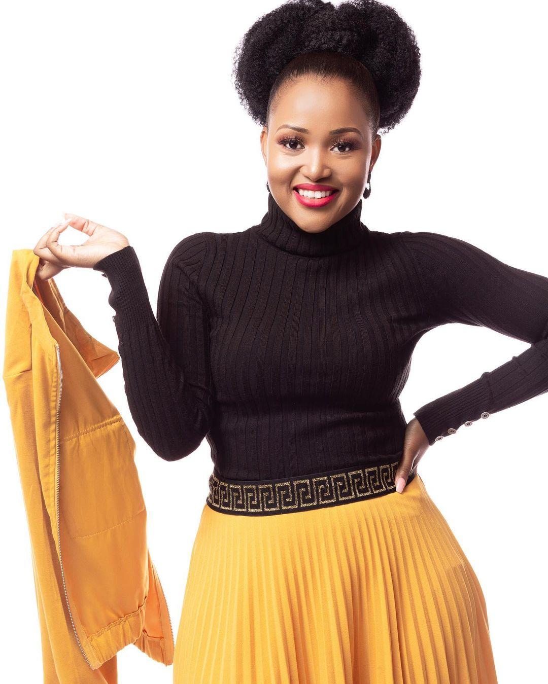 Actress Liteboho Molise aka Teboho leaves Muvhango