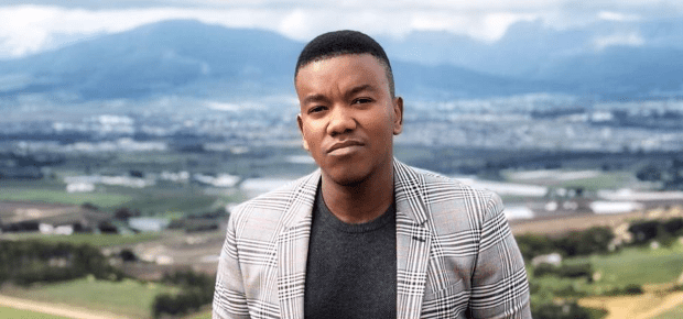 Loyiso Bala speaks after being homeless during lockdown