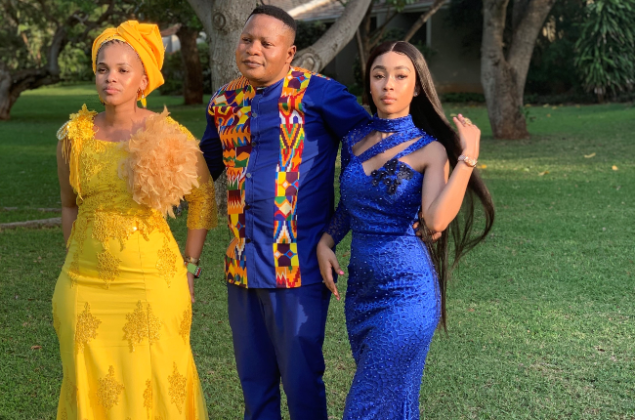 Inside SA polygamist Lucky Gumbi's multi-million rand Mansion