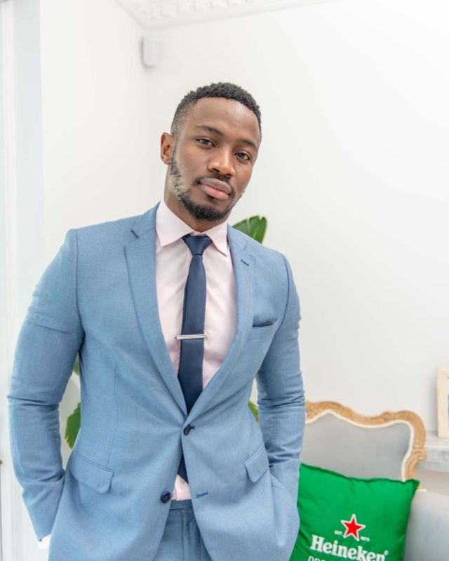 Actor Lunga Shabalala Pens A Sweat Message To His Mother In Celebration Of Her 50th Birthday