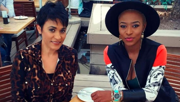 'The Love I Have For DJ Zinhle Will Never Change' – AKA's Mom Reveals