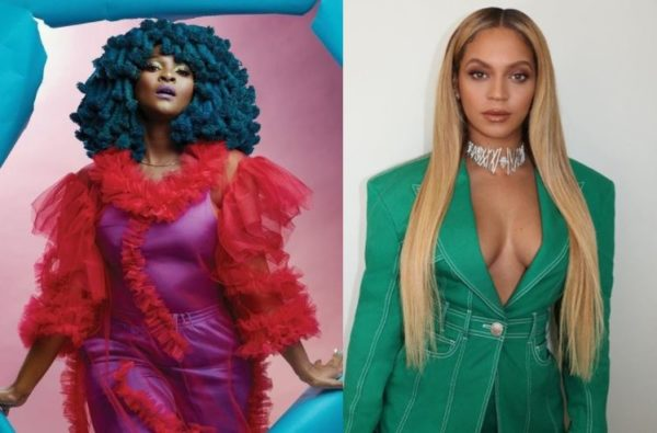 Moonchild Sanelly reminds Mzansi that she's Beyonce's friend