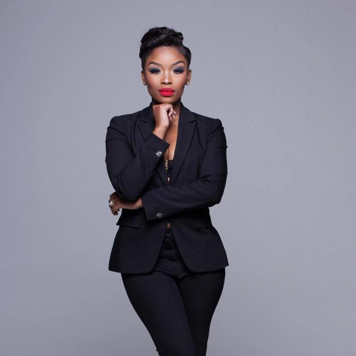 Isibaya actress Zinhle Mabena Arrested?