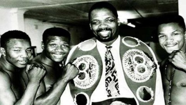 Legendary boxing trainer, Mzimasi Mnguni has died at the age of 72