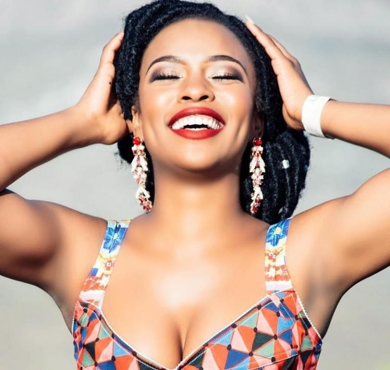 Nomzamo Mbatha opens up about Coming 2 America