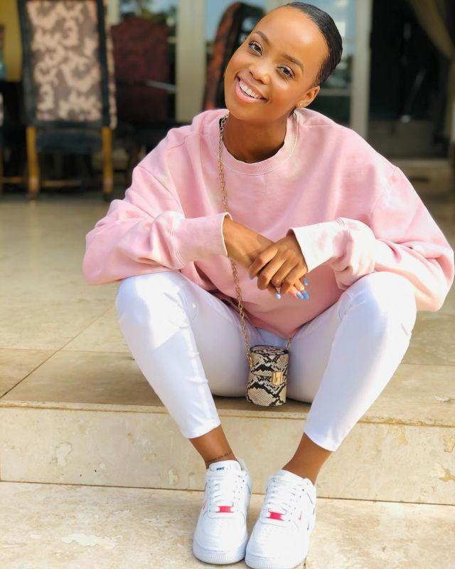 The Queen Actress Ntando Duma – Stop sliding into my DMs!