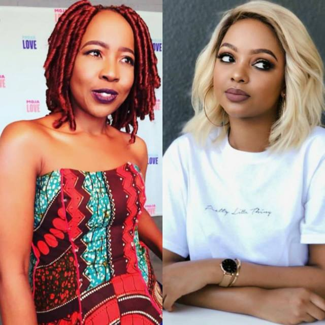 Beauty that you have to apply, Is fake – Ntsiki Mazwai comes after Mihlali Ndamase