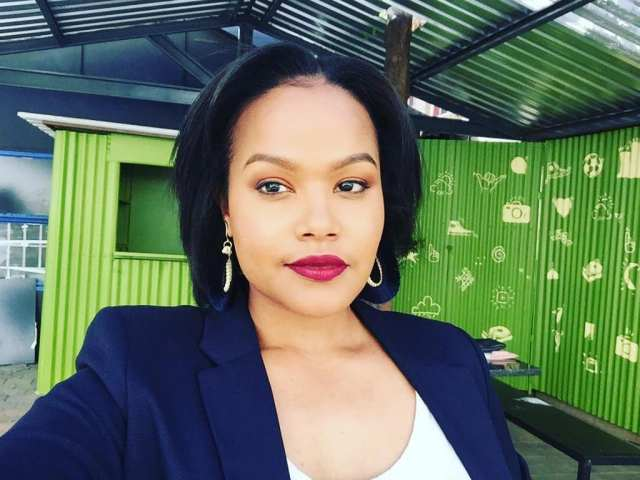 South African Actress Petronella Tshuma aka Pearl Genaro's Real Age Revealed