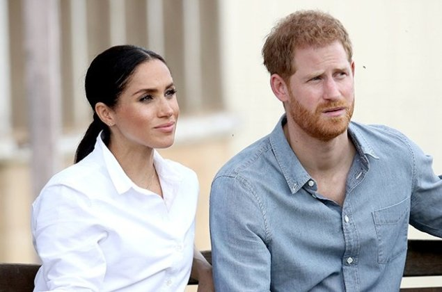 Prince Harry and his wife , Meghan, expecting their second child