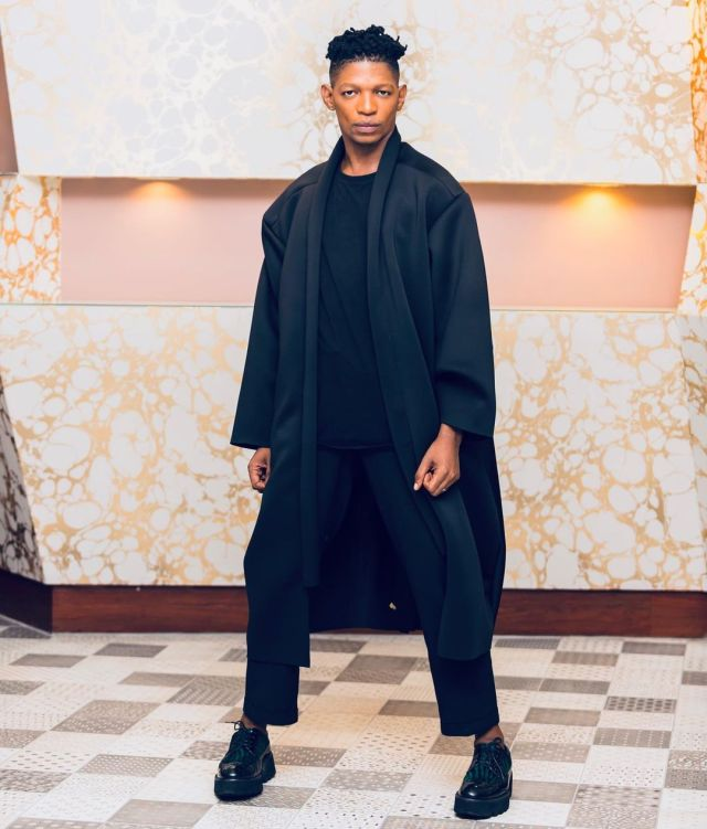 Top Designer Quiterier Atelier denies body shaming Lesego Tlhabi