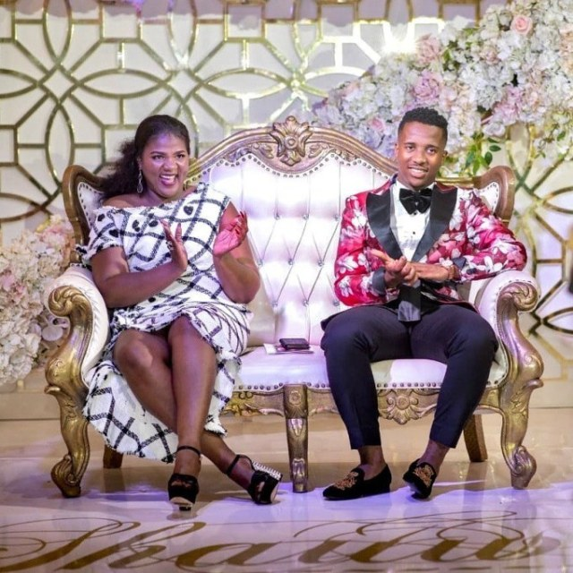 Reality star and millionaire Shauwn Mkhize and son Andile Mpisane face eviction