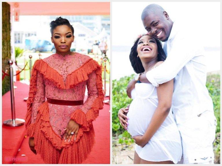 What you need to know about Isibaya actress Zinhle Mabena's husband, Robert Ngwenya