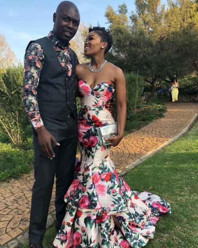 Robert Ngwenya, Isibaya actress Zinhle Mabena's hubby speaks out