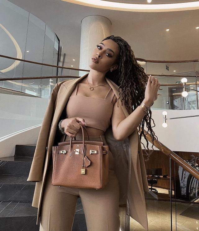 Sarah Langa is celebrating her 28th birthday today