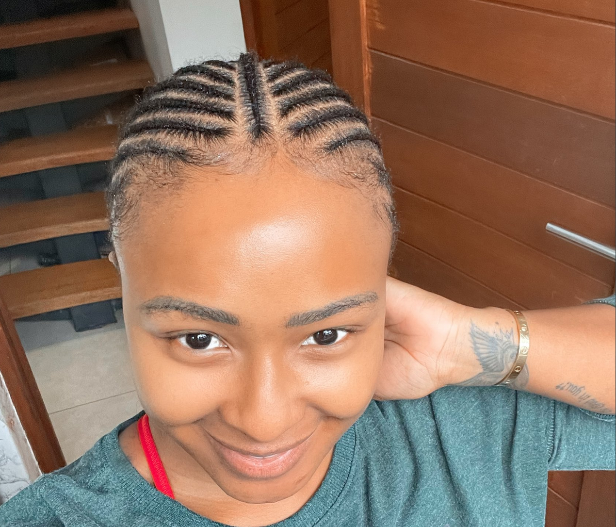Watch: Boity Thulo Stuns In Her Newly Braided Cornrows