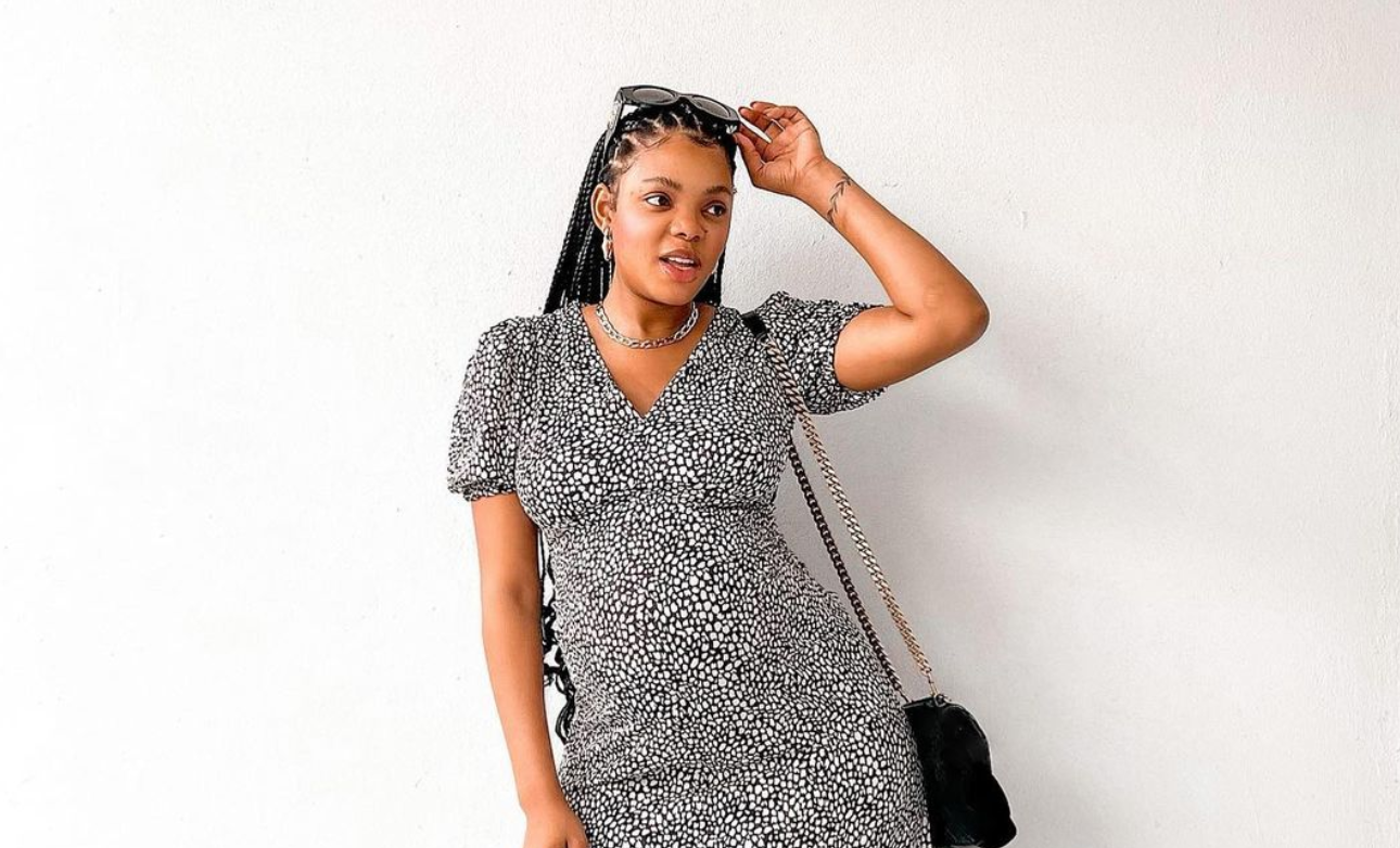 Londie London Shares More Baby Bump Photos Of Herself